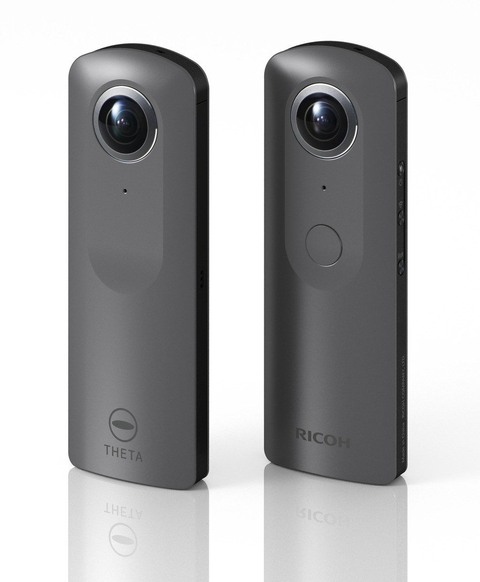 The new Ricoh THETA V Partner Program supports third-party developers interested in creating Android-based plug-ins for the Theta V 360-degree camera.