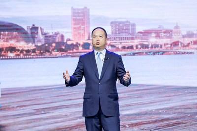 Yu Jun, President of GAC Motor