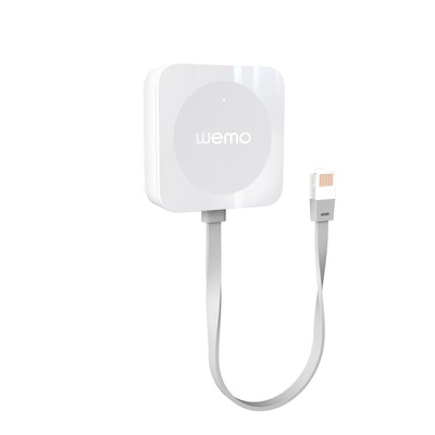 Belkin's Wemo Bridge finally arrives, bringing Apple HomeKit compatibility