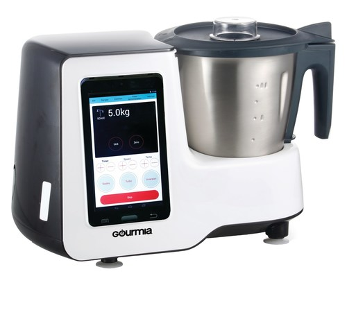 Gourmia's new GKM9000 with Google Assistant comes with voice command feature that allows for effortless cooking and control of your home, kitchen appliances, household lights, thermostat, and more. There's no need to use your phone or other devices with this kitchen machine on your counter.