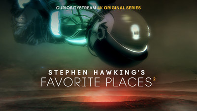 CuriosityStream's Emmy� Award-winning series is back with a new installment, available now.