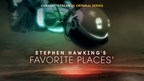 CuriosityStream's Emmy® Award-Winning Original Series 'Stephen Hawking's Favorite Places' Is Back with a New Cosmic Odyssey
