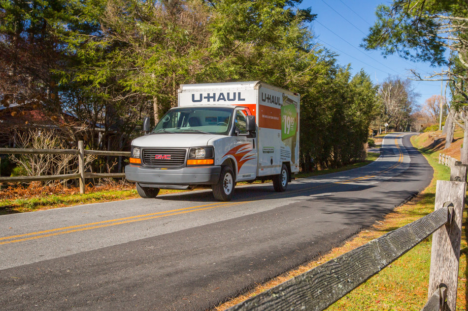 U-Haul Migration Trends: North Carolina Named No. 7 Growth State of 2017