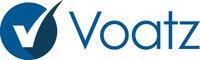 Voatz Logo (PRNewsfoto/Voatz)