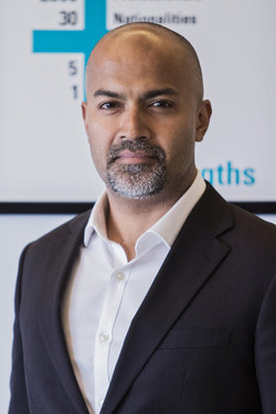 Anand Krishnan, Chief Executive Officer, IBS Software
