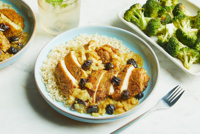 Chicken Curry with California Prunes