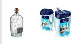 Berlin Packaging WorldStar Award Winners - Bib & Tucker White Whiskey and Morton Salt Safe-T-Pet