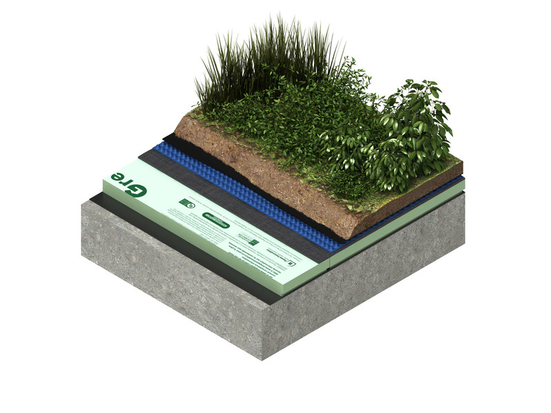 Kingspan introduces greenguard xps products in new for New roofing products
