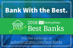 Are You Banking With the Best? GOBankingRates' Best Banks of 2018 Winners