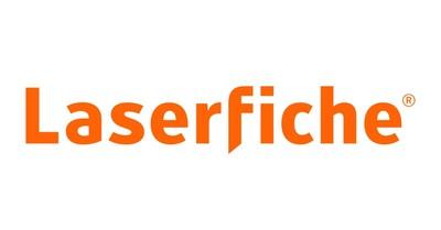 Laserfishe Logo (PRNewsfoto/Laserfiche)