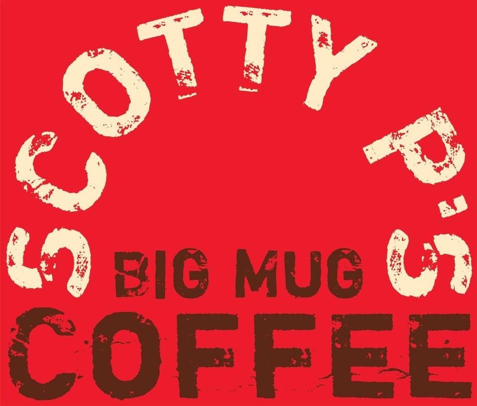 (PRNewsfoto/Scotty P's Big Mug Coffee)