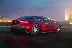 LAS VEGAS (January 8, 2018) – A new era in emotionally stirring electric luxury vehicle design – complemented with global technological breakthroughs in battery technology for charging EVs and personal consumer electronics alike – is arriving at CES 2018 with Fisker's two global launches. Fisker Inc., designer and manufacturer of the world's most desirable electric vehicles, is unveiling the stunning Fisker EMotion luxury electric sedan for the first time at CES, starting Jan. 9 at Booth #3315.