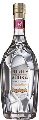 Purity Vodka, the New Undisputed Best Tasting Vodka in the World Makes Official Debut in U.S. Market