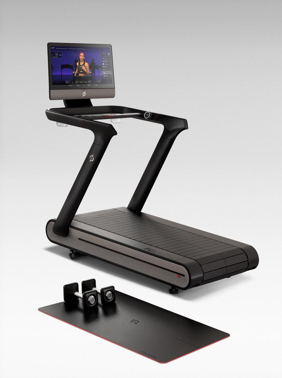 Peloton Introduces the Peloton Tread: A Private Fitness Studio in Your Home