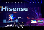Hisense Brings the Incredible at CES 2018