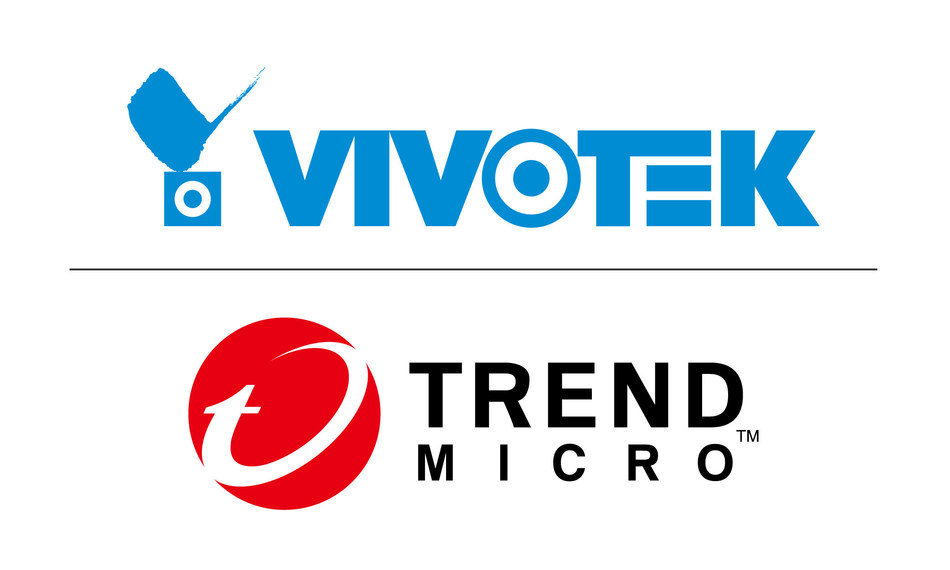 VIVOTEK and Trend Micro Announce Strategic Partnership in Cybersecurity (PRNewsfoto/VIVOTEK INC.)