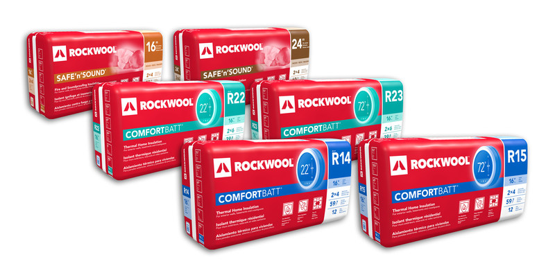 roxul rebrands all products to rockwool in n america. Black Bedroom Furniture Sets. Home Design Ideas
