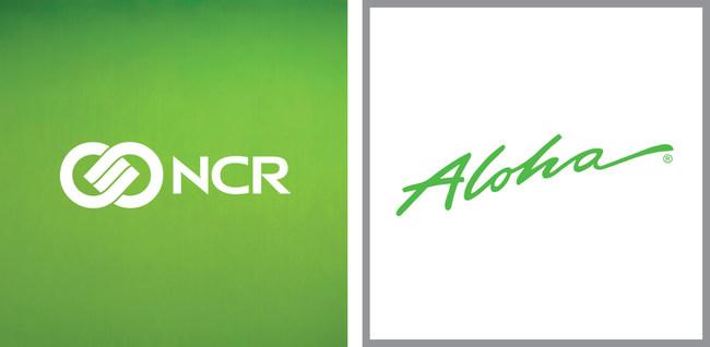 NCR Aloha logo