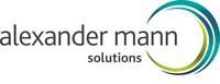 Alexander Mann Solutions logo (PRNewsfoto/Alexander Mann Solutions)