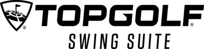 Topgolf Swing Suite logo (PRNewsfoto/Topgolf Swing Suite)