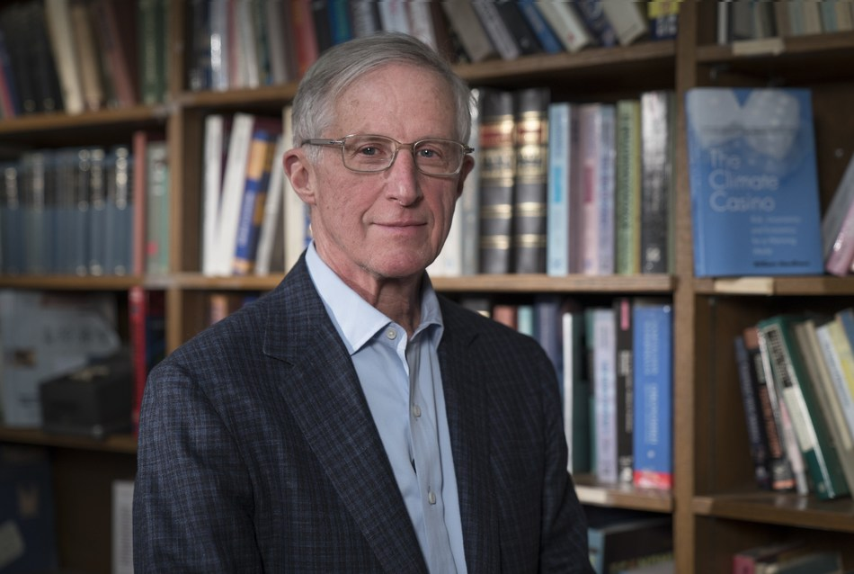William Nordhaus, the father of climate change economics, wins the BBVA Foundation Frontiers of Knowledge Award
