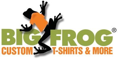 (PRNewsfoto/Big Frog Custom T-Shirts & More)