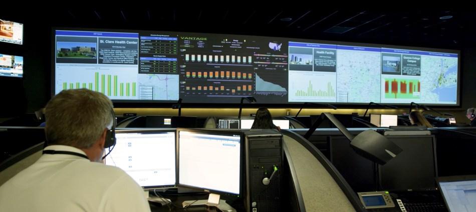 Talisen Network Operations Center