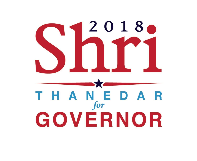 (PRNewsfoto/Shri Thanedar for Governor)