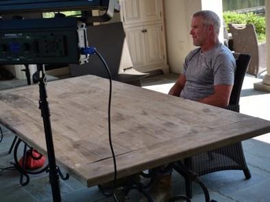 Brett Favre Interview