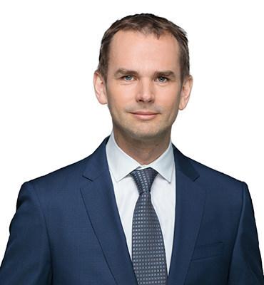Éric Lachance, Senior Vice President, Corporate Affairs and Chief Financial Officer (CNW Group/Énergir)