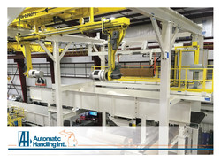 Automatic Handling International, Inc.  Patented Core Cleaning System