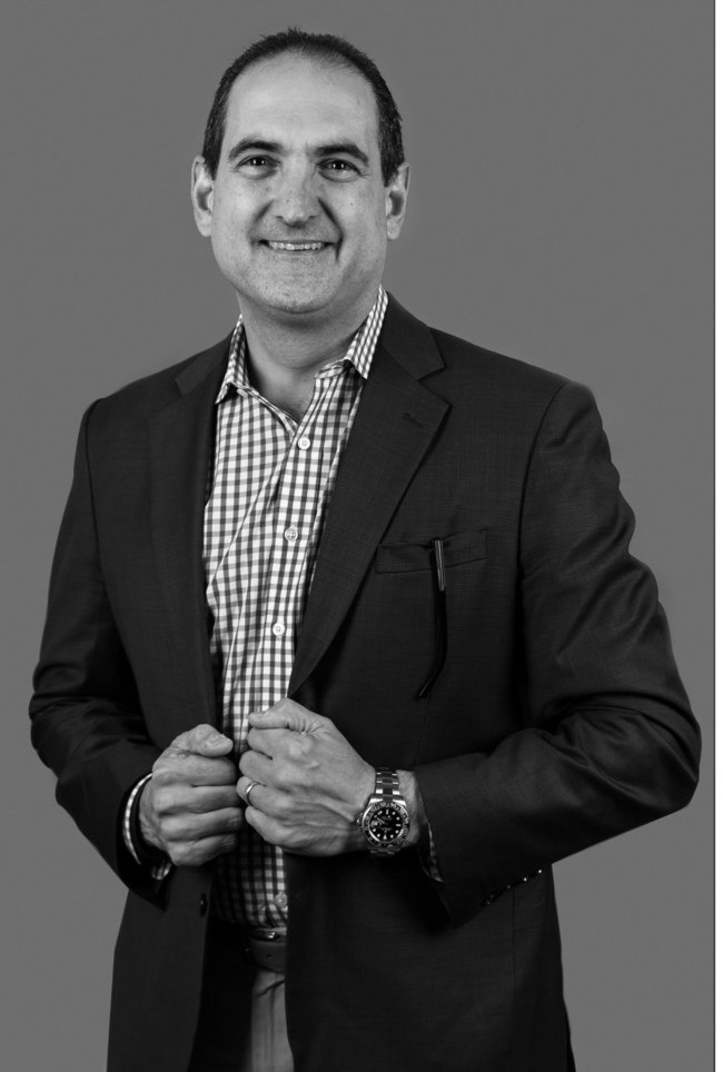 Michael Manjos, New Chief Revenue Officer for WatchBox and Govberg