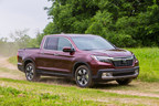 Unique and Highly Capable Honda Ridgeline Named to Car and Driver Magazine List of the 2018 10Best Trucks and SUVs