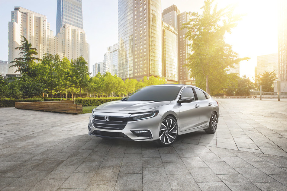 All-New Honda Insight Prototype Redefines Segment while Expanding Honda's Electrified Vehicle Lineup