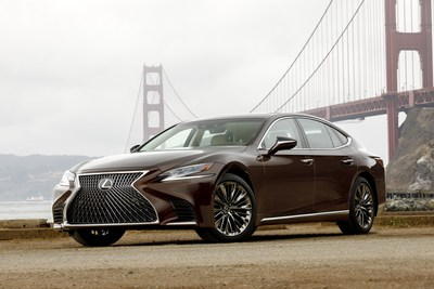 Staying true to its hallmark as the original luxury disruptor, the 2018 Lexus LS flagship will give customers more for their money.
