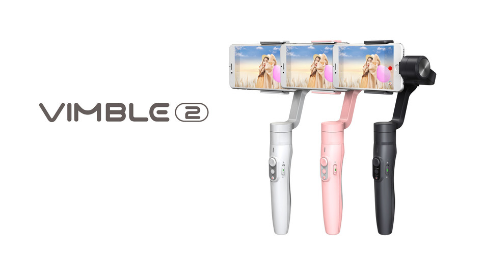 Vimble2 for smartphone, Feiyu Tech's New product