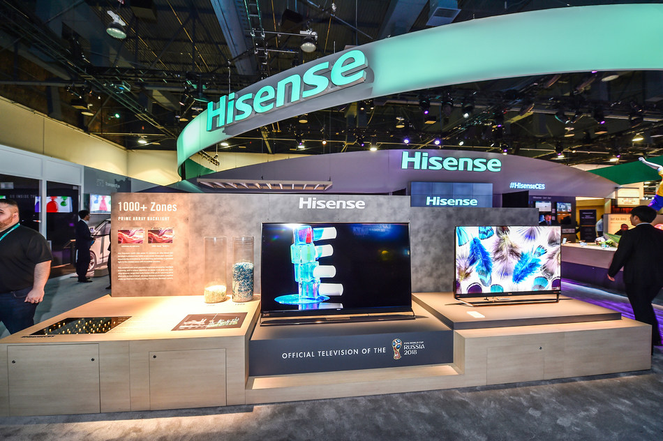 Hisense U9 TV