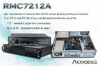 2U Rackmount Computer Comes with Full-size Expansion Slots, Core i CPU, and 17