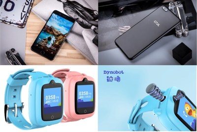 Coolpad returned with four IDG prizes from 2018 CES