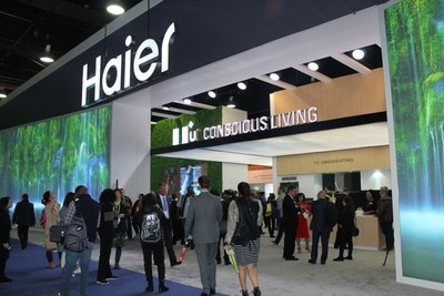 Haier Unveils Complete Smart Home Solutions at CES