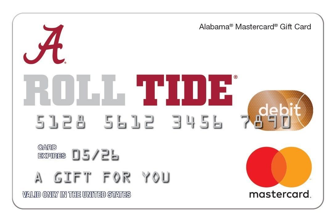 Alabama UFan Card