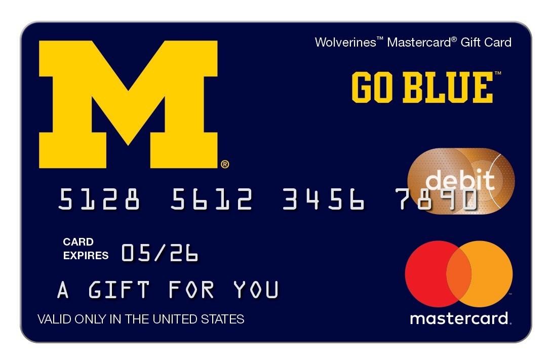 Michigan UFan Card
