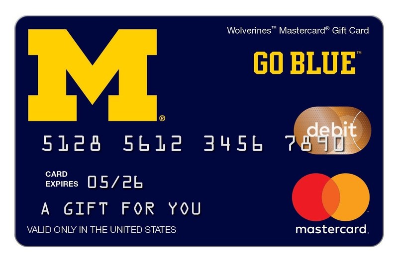 Michigan UFan Card