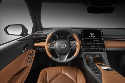 Underpinned by a Toyota New Global Architecture (TNGA) platform, and powered by a fuel-efficient 3.5-liter V6 or Toyota Hybrid System (THS II) powertrain, the 2019 Toyota Avalon embodies consumers' overarching desire for high-caliber, design-centric, technologically-savvy modes of attainable, premium transportation.