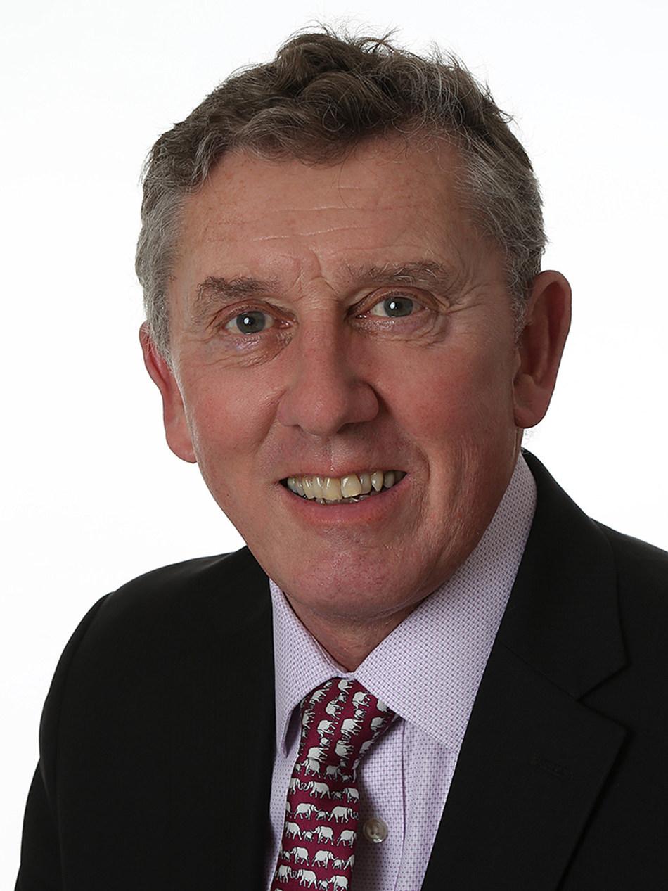 Ian V. Muress, Sedgwick CEO of international operations