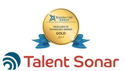Talent Sonar Wins Gold Brandon Hall Excellence in Technology Award