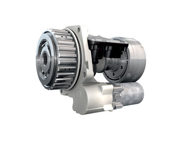 BorgWarner's latest all-wheel drive coupling enhances handling, traction and stability for Volvo's new XC40 compact SUV and other vehicles based on the Compact Modular Architecture.