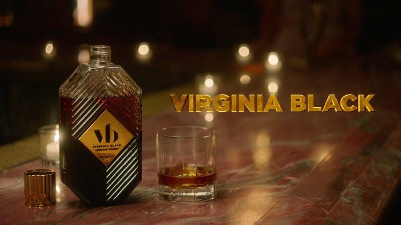 Decadent American Whiskey.
