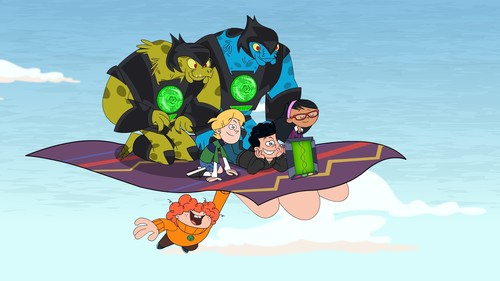 A second season of the original DHX Media series, SUPERNOOBS is coming to Turner's Cartoon Network in EMEA and Asia Pacific, and DHX Television's Family Channel in Canada. (CNW Group/DHX Media Ltd.)