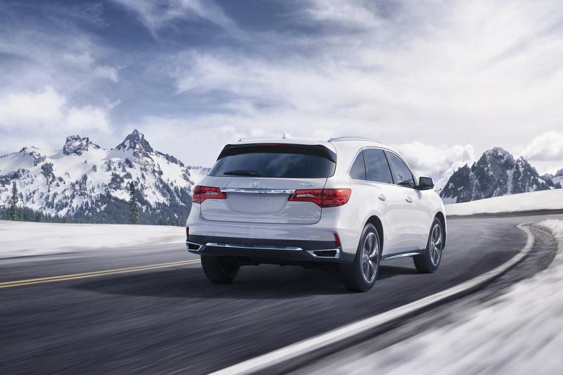 Acura Returns as Presenting Sponsor for 2018 Sundance Film Festival; MDX SH-AWD Official Vehicle (PRNewsfoto/Acura)